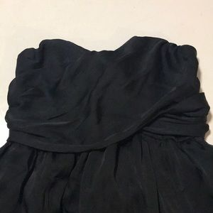 Super Goth long strapless 👗